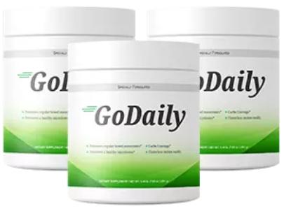 GoDaily Prebiotic Supplement