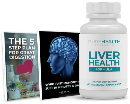 PureHealth Research Liver Health Formula Supplement
