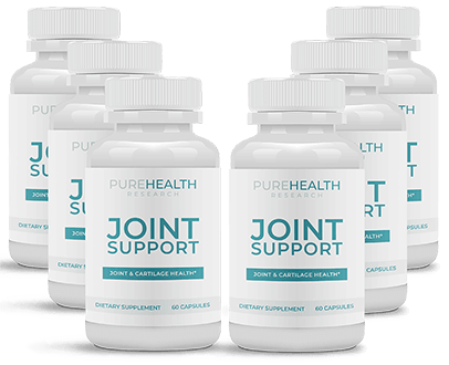 Purehealth Research Joint Support Supplement Reveiws