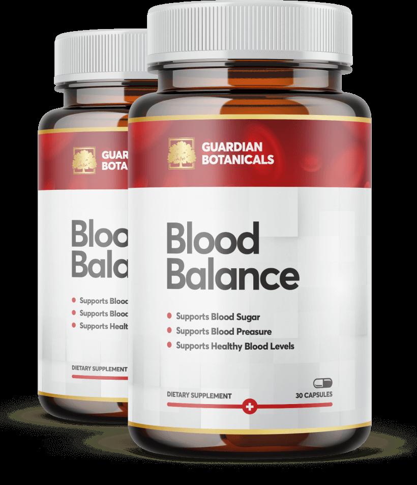 Guardian Botanicals Blood Balance Supplement Reviews