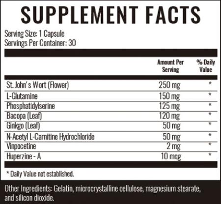 Magnum XT Ingredients