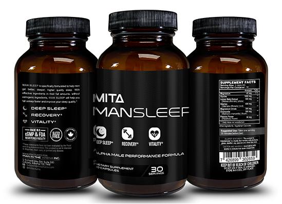 Man Sleep Formula Review