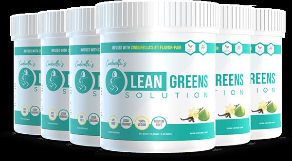 Cinderella Lean Greens Solution Reviews
