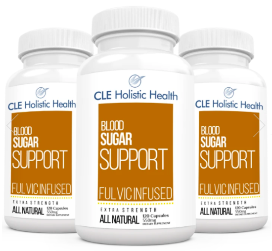 CLE Holistic Health Blood Sugar Support Review