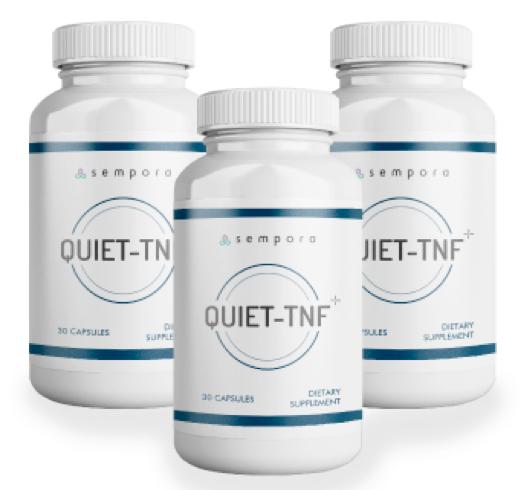 Quiet-TNF Supplement Reviews