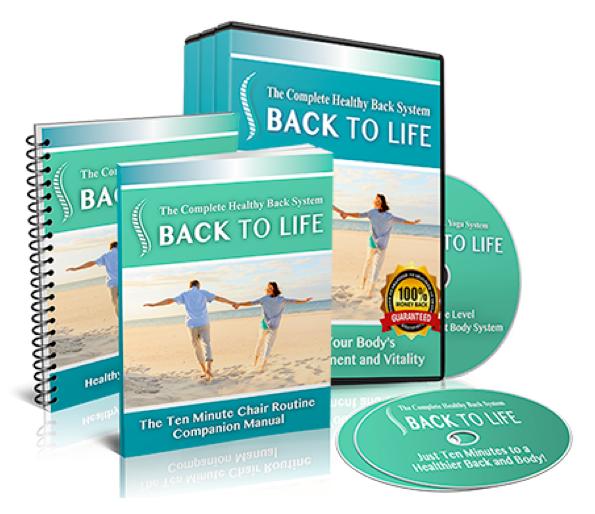 Back to Life Neck and Shoulder Pain Program