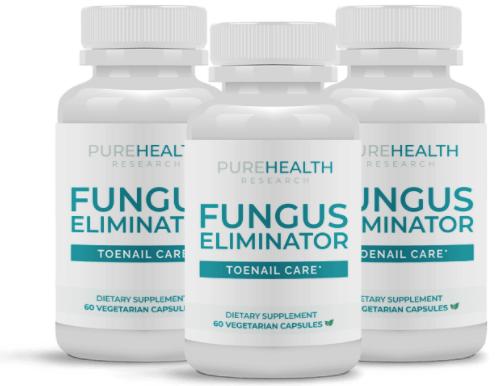 Fungus Eliminator Supplement